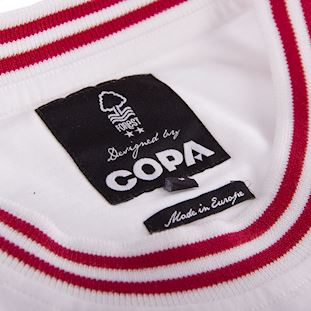 Nottingham Forest 1966-1967 Away Retro Football Shirt | 7 | COPA