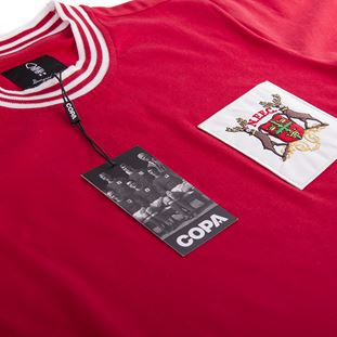 Nottingham Forest 1966-1967 Retro Football Shirt | 5 | COPA