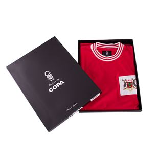 Nottingham Forest 1966-1967 Retro Football Shirt | 6 | COPA