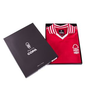 Nottingham Forest 1976-1977 Retro Football Shirt | 6 | COPA