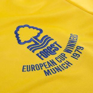 Nottingham Forest 1979-1980 Away Retro Football Shirt | 3 | COPA