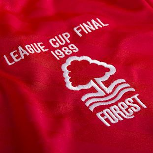 Nottingham Forest 1988-1989 Retro Football Shirt | 3 | COPA