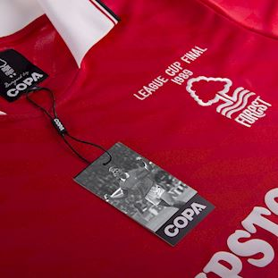 Nottingham Forest 1988-1989 Retro Football Shirt | 5 | COPA
