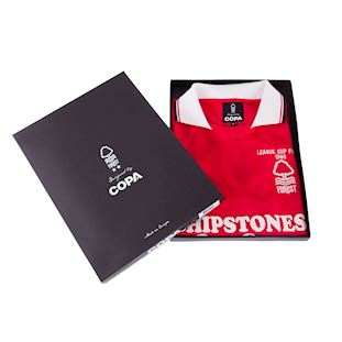 Nottingham Forest 1988-1989 Retro Football Shirt | 6 | COPA