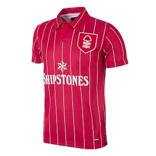 Nottingham Forest 1992-1993 Retro Football Shirt | 1 | COPA