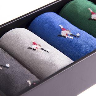 Panini x COPA Rovesciata Sokken Box Set | 3 | COPA