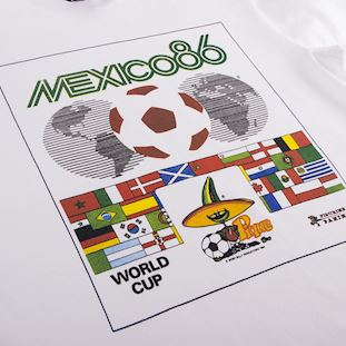 panini-x-copa-world-cup-1986-t-shirt-white | 2 | COPA