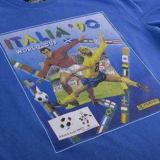 1535 | Panini Heritage Fifa World Cup 1990 T-shirt | 2 | COPA