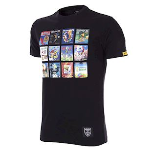 1538 | Panini Heritage Fifa World Cup Collage T-shirt | 1 | COPA