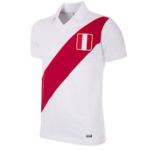 Peru 1970's Retro Football Shirt | 1 | COPA