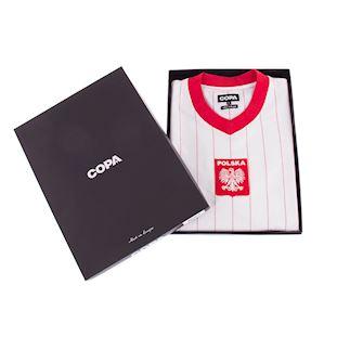 Poland 1982 Retro Football Shirt | 6 | COPA