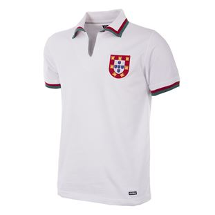 225 | Portugal 1972 Away Short Sleeve Retro Football Shirt | 1 | COPA