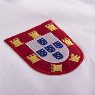 Portugal 1972 Away Retro Football Shirt | 3 | COPA