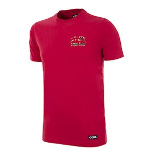 Portugal 2016 European Champions embroidery T-Shirt | 1 | COPA