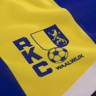 RKC Waalwijk 1992 - 93 Retro Football Shirt | 3 | COPA