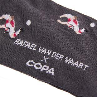 rafael-van-der-vaart-x-copa-socks-grey | 4 | COPA