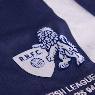 Raith Rovers FC 1994-95 Retro Football Shirt | 3 | COPA