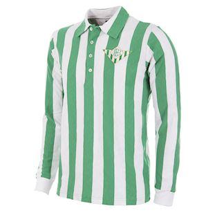 Real Betis 1934 - 35 Retro Football Shirt | 1 | COPA