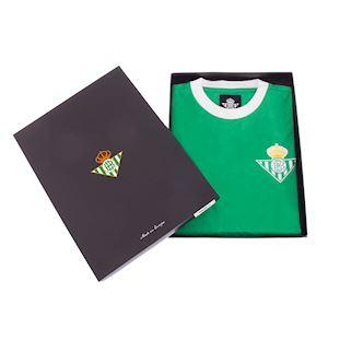 Real Betis 1970's Away Retro Football Shirt | 6 | COPA
