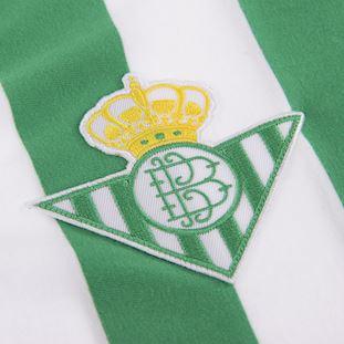 Real Betis 1976 - 77 Retro Football Shirt   3   COPA