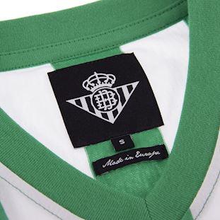 Real Betis 1976 - 77 Retro Football Shirt   5   COPA