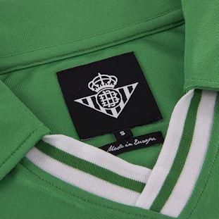 Real Betis 1987 - 90 Away Retro Football Shirt | 5 | COPA