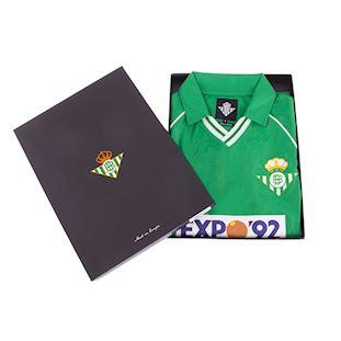 Real Betis 1987 - 90 Away Retro Football Shirt | 6 | COPA
