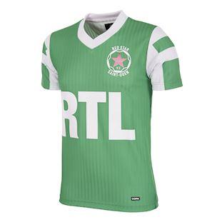 Red Star F.C. 1991 - 92 Retro Football Shirt | 1 | COPA
