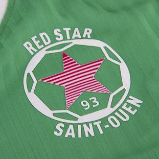 Red Star F.C. 1991 - 92 Retro Football Shirt | 3 | COPA