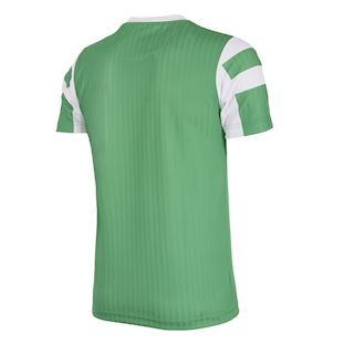 Red Star F.C. 1991 - 92 Retro Voetbal Shirt | 4 | COPA