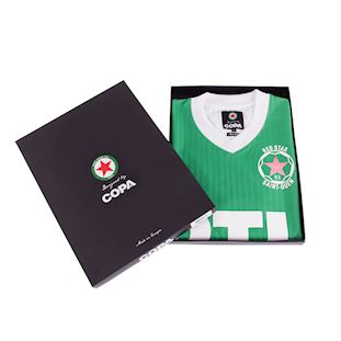 Red Star F.C. 1991 - 92 Retro Voetbal Shirt | 6 | COPA