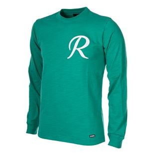 756 | SK Rapid Wien 1956 - 57 Long Sleeve Retro Football Shirt | 1 | COPA