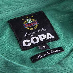 SK Rapid Wien 1956 - 57 Retro Football Shirt | 6 | COPA