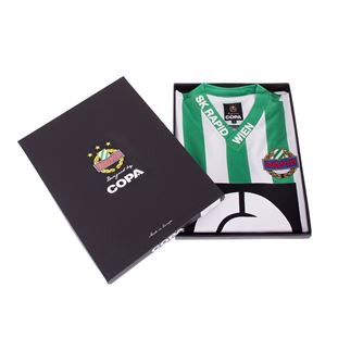 SK Rapid Wien 1988 - 89 Retro Football Shirt | 6 | COPA