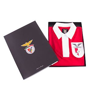 SL Benfica 1904 Retro Football Shirt | 6 | COPA