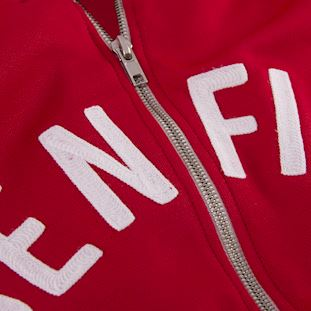 SL Benfica 1960's Retro Football Jacket | 3 | COPA