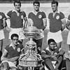SL Benfica 1962 - 63 Retro Football Shirt | 2 | COPA