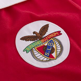 SL Benfica 1962 - 63 Retro Football Shirt | 3 | COPA