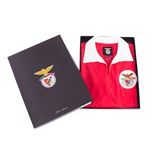 SL Benfica 1962 - 63 Retro Football Shirt | 6 | COPA