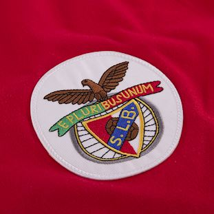 SL Benfica 1974 - 75 Retro Football Shirt | 3 | COPA