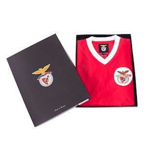 SL Benfica 1974 - 75 Retro Football Shirt | 6 | COPA