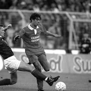 SL Benfica 1992 - 93 Maillot de Foot Rétro | 2 | COPA