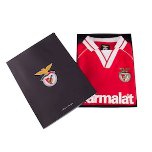 SL Benfica 1994 - 95 Retro Football Shirt | 7 | COPA
