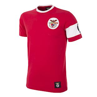 SL Benfica Retro Captain T-Shirt | 1 | COPA