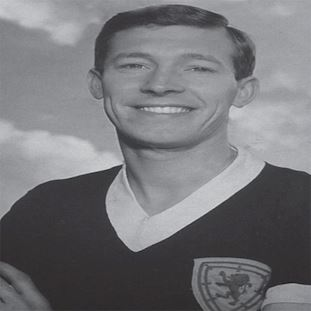 550 | Scotland 1960's Short Sleeve Retro Football Shirt | 2 | COPA