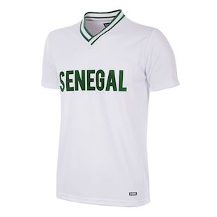 239 | Senegal 2000 Short Sleeve Retro Football Shirt | 1 | COPA