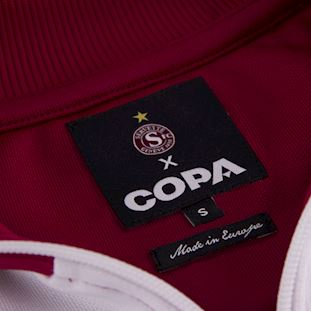 Servette FC 1959 - 60 Retro Football Jacket | 5 | COPA