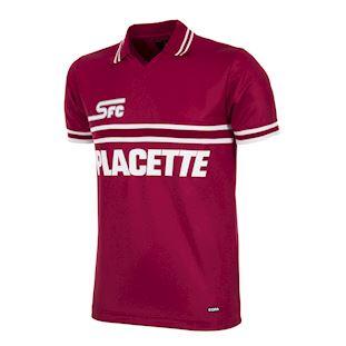 Servette FC 1984 - 85 Retro Voetbal Shirt | 1 | COPA