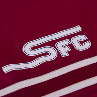 Servette FC 1984 - 85 Retro Voetbal Shirt | 3 | COPA