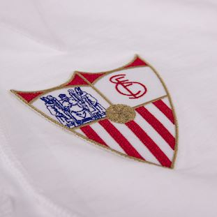 Sevilla FC 1945 - 46 Retro Football Shirt | 3 | COPA